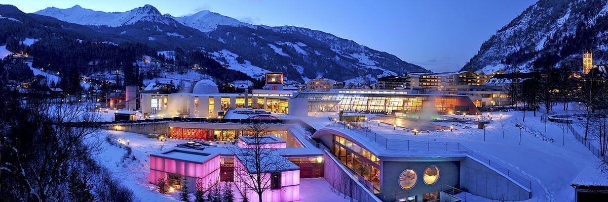 Alpentherme - Bad Hofgastein - Salzburger Land