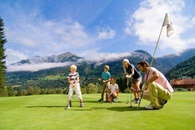 Hotel Völserhof - Sommerurlaub - Gastein - Golf