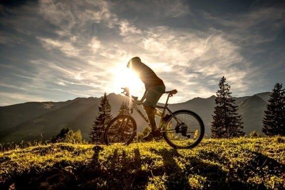 Hotel Völserhof - Sommerurlaub - Gastein - Radfahren