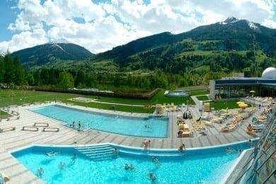 Hotel Völserhof - Sommerurlaub - Gastein - Baden - Therme