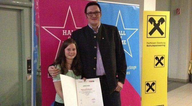 Landesmeisterschaften - Bereich Küche - Maria Sendlhofer
