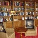 Hotel Völserhof - Bibliothek