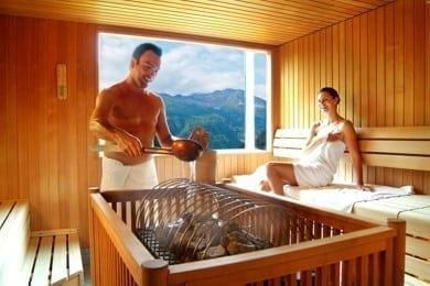 Hotel Völserhof - Winterurlaub-in-gastein - Sauna