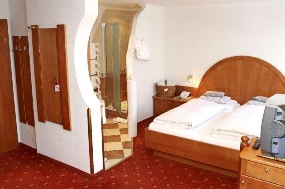 Wasserhotel Völserhof - Zimmer Bad Hofgastein - Kategorie 1a