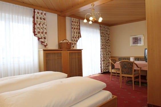 Wasserhotel Völserhof - Zimmer Bad Hofgastein - Kategorie 1b