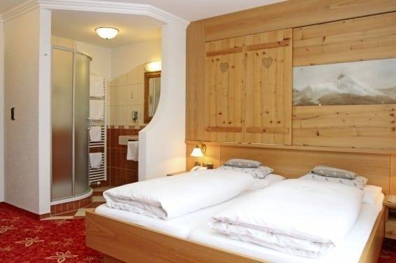 Wasserhotel Völserhof - Zimmer Bad Hofgastein - Kategorie 2