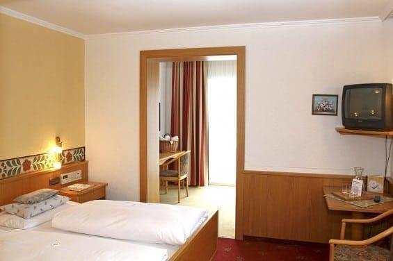 Wasserhotel Völserhof - Zimmer Bad Hofgastein - Kategorie 2b