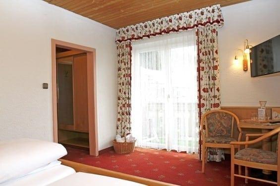Wasserhotel Völserhof - Zimmer Bad Hofgastein - Kategorie 3 - Doppelzimmer