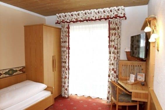 Wasserhotel Völserhof - Zimmer Bad Hofgastein - Kategorie 3 - Einzelzimmer