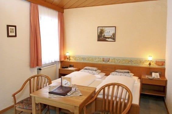 Wasserhotel Völserhof - Zimmer Bad Hofgastein - Kategorie 4 - Doppelzimmer