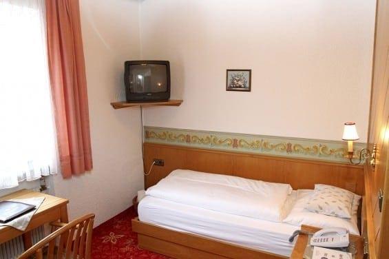 Wasserhotel Völserhof - Zimmer Bad Hofgastein - Kategorie 5 - Einzelzimmer